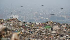 INDIA-ENVIRONMENT-CITY-WASTE
