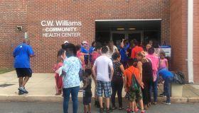 "CW William""s Back To School Health Fair 2018"