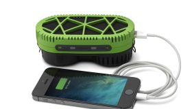 Smartphone Charger Uses Water To Charge Your Phone