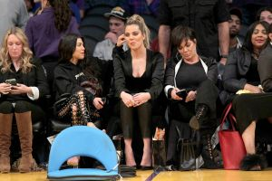 Celebs watching the Lakers
