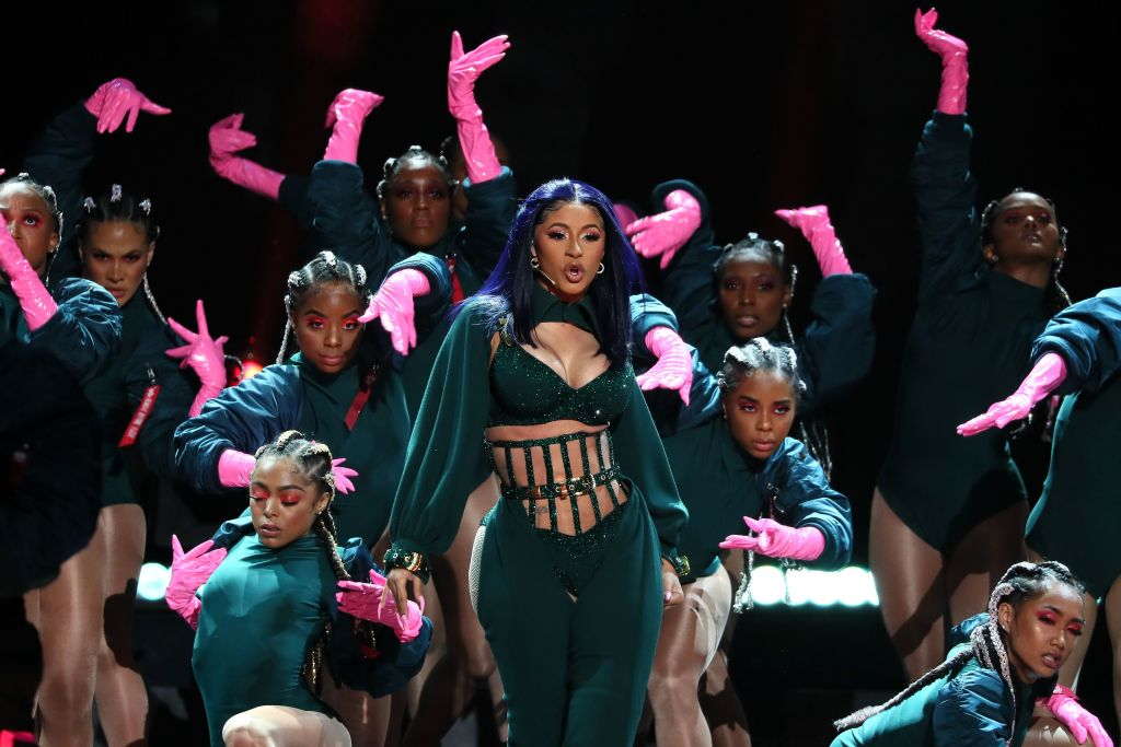 US-ENTERTAINMENT-BET-AWARDS-SHOW