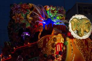 2011 Krewe Of Orpheus Parade
