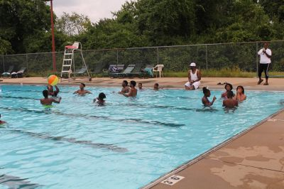 Community Day Pool Party