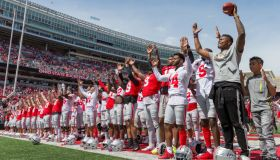 COLLEGE FOOTBALL: APR 13 Ohio State Spring Game