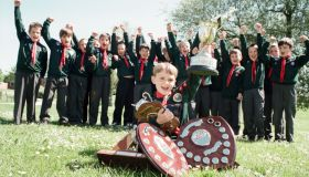 St David's 281st cub pack in Shenley Green