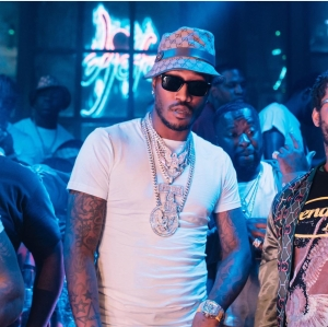 Future x Meek Mill At Mr. Jones