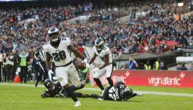 Jacksonville Jaguars vs Philadelphia Eagles, NFL International Series at Wembley stadium