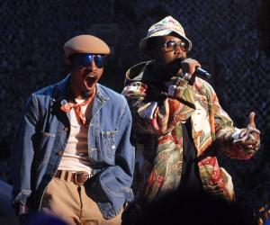 2006 VH1 Hip Hop Honors - Show