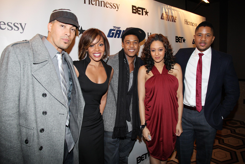 BET's 'The Game' Cast Meet Greet's 'The Game' Cast Meet & Greet