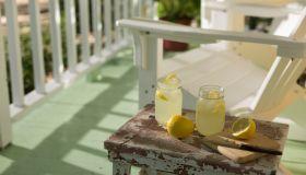 Front porch Lemonade
