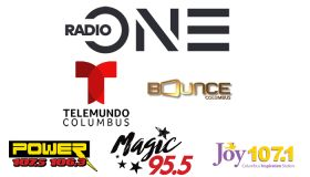 Urban One Radio One Columbus Cluster Logos