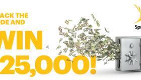 Sprint Crack the Code 25k Giveaway