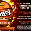 Raising Canes Halftime Hookup Columbus 2020