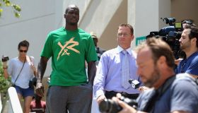 Chad Johnson Released From Broward County Jail