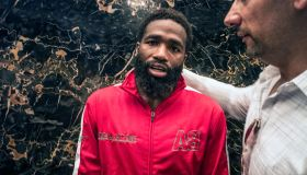 Adrien Broner v Mikey Garcia Final Press Conference