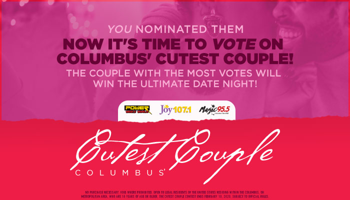 Columbus Cutest Couple 2020 Voting