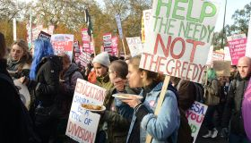 NUS student national protest against fees and cuts