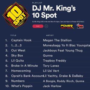 10 Spot (3-10-20)