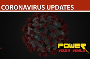 coronavirus feature image for WCKX