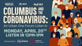 Columbus COVID-19 Forum 4/20