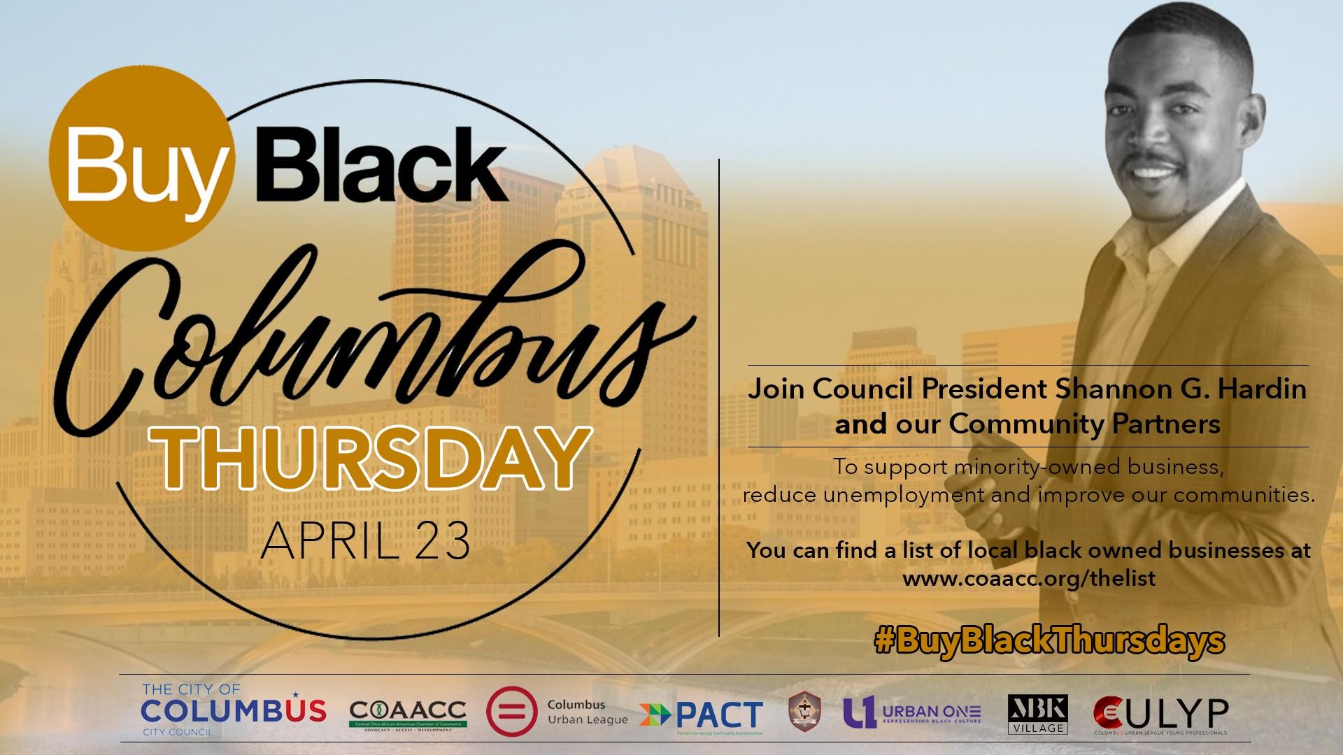 Buy Black Thursday