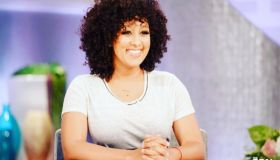 Tamera Mowry-Housley Natural Hair