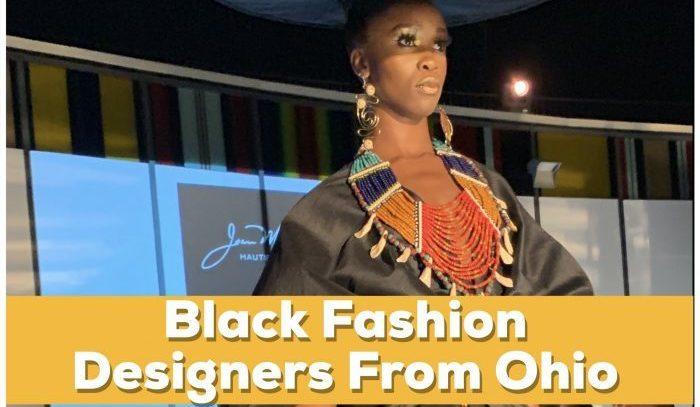 Black Fashion Designers from Ohio