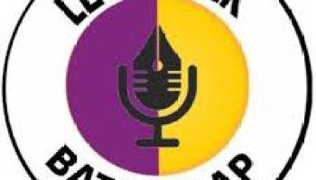 Let's Talk Battle Rap Logo