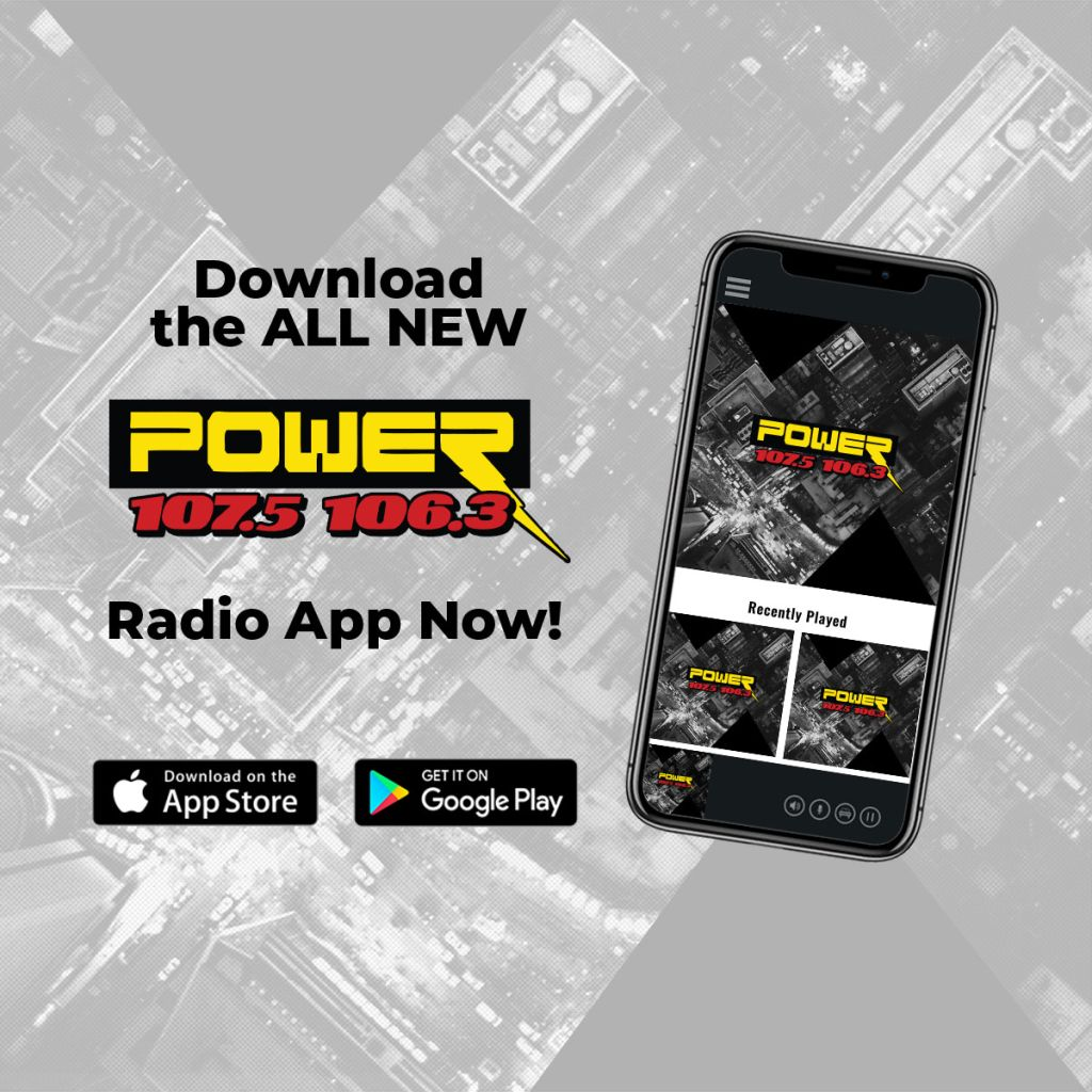 WCKX mobile app graphics updated 7/2020