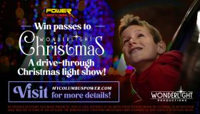 Wonderlights Christmas Text to Win Contest WCKX