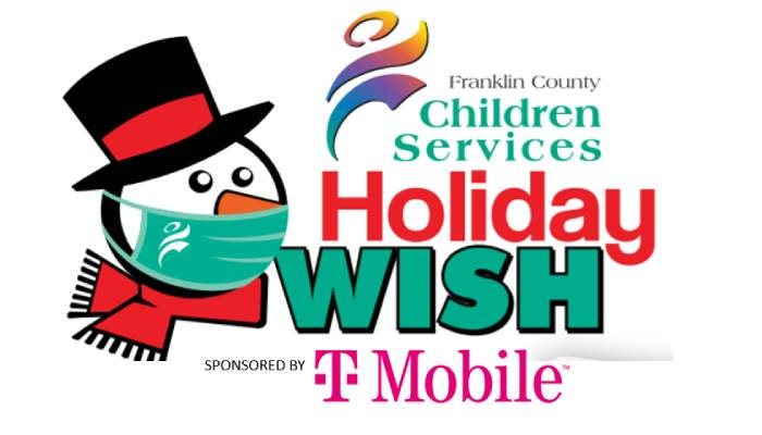 Franklin Cty Children Services Holiday Wish with T-Mobile
