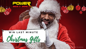 last minute gift giveaway wckx