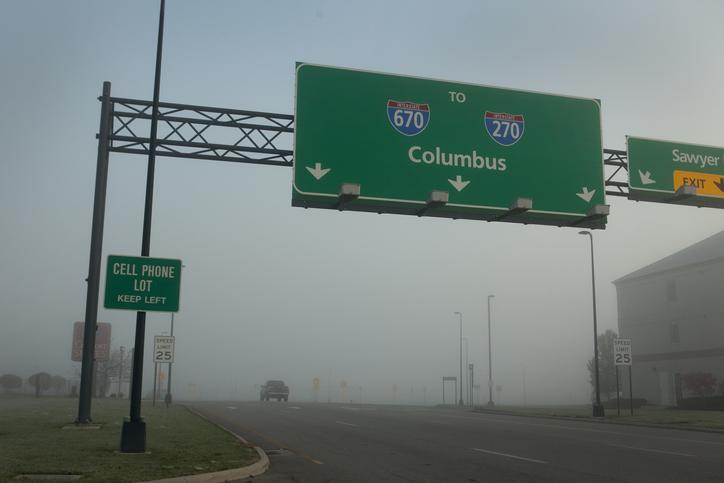 Columbus OH Highway