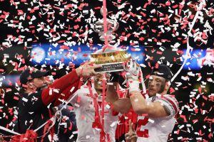 CFP Semifinal at the Allstate Sugar Bowl - Clemson v Ohio State