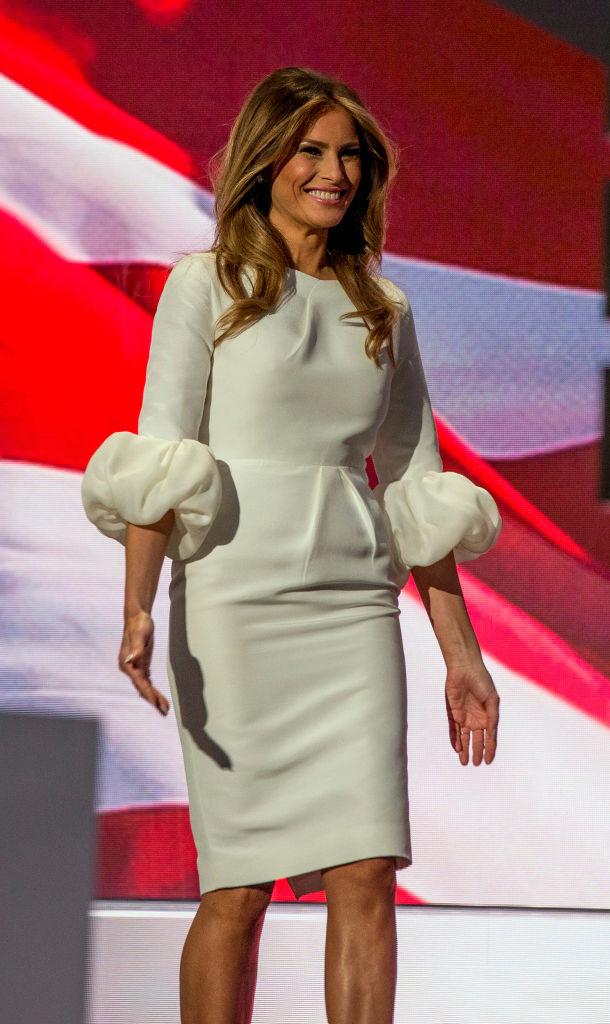 Melania Trump At RNC