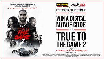 True to the Game 2 Enter to Win