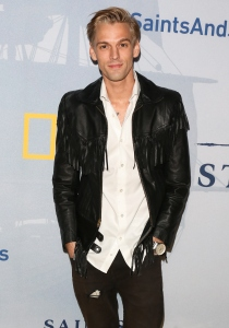 Premiere Of National Geographic Channel's 'Saints And Strangers' - Arrivals
