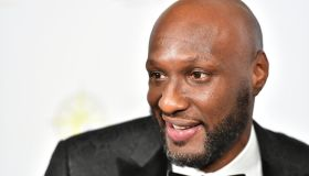 Lamar Odom Red Carpet