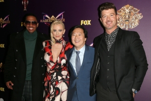 "Fox's ""The Masked Singer"" Premiere Karaoke Event"