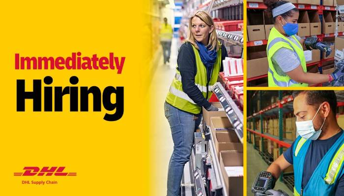 DHL Supply Chain Recruiting