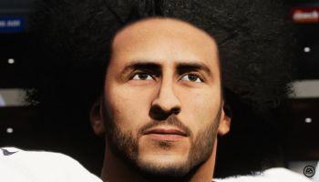Colin Kaepernick Madden NFL 21
