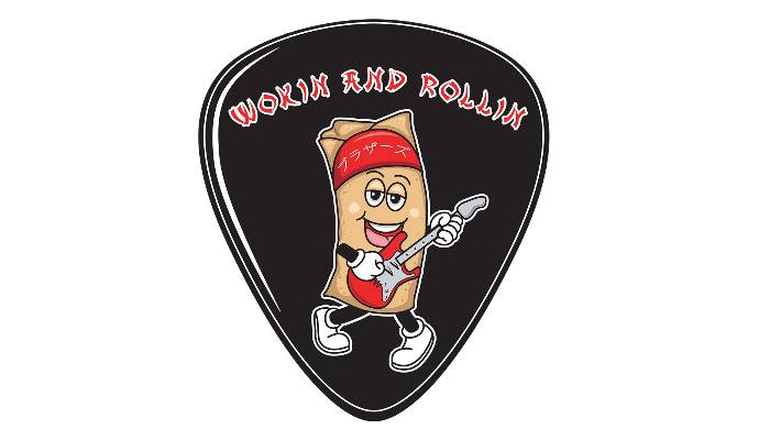 Wokin and Rollin