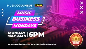 Music Business Monday's May 2020