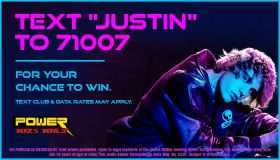 Justin Bieber Live Contest_RD Columbus WCKX_May 2021