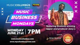 music business Mondays juicy j