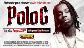 Local: Polo G Winning Weekend_RD Columbus WCKX_July 2021