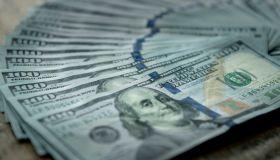 US Dollar bank note