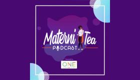 Materni-Tea the Podcast Graphics