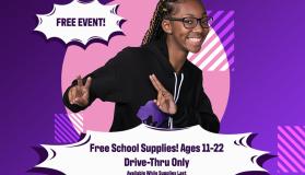 Black Girls SOAR flyer