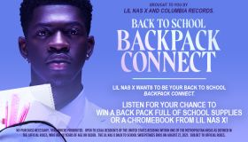 The National Back to School with Lil Nas X Sweepstakes